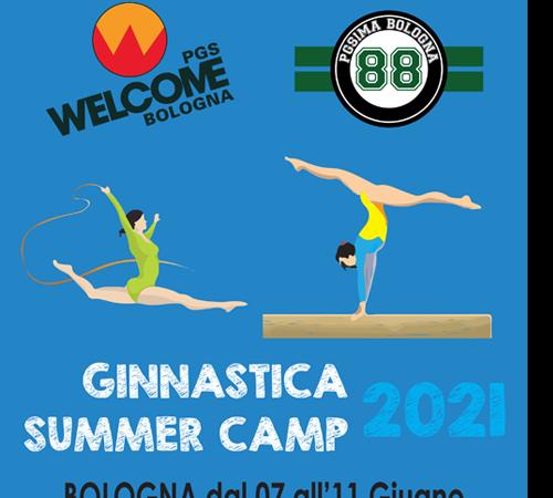 Ginnastica Summer Camp 2021